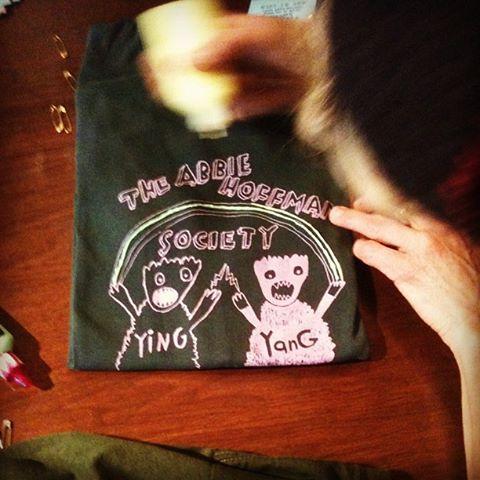 my band has new tshirts