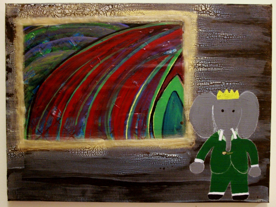 week 24 Babar Portrait