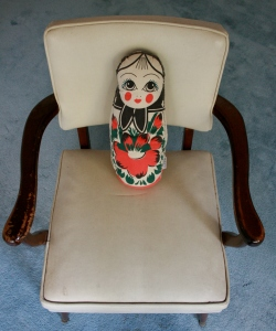 Russian Nesting Doll - sold