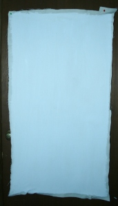 Fresh -gesso non stretch canvas