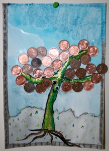 I'm worth a nest  - by Laura Balducci Art