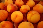 18 pounds of Peach's